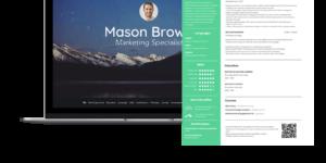 CV-web