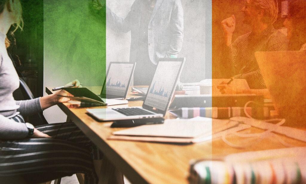 mejor empresa trabajar Irlanda