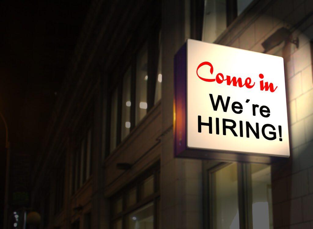 oferta de trabajo en irlanda